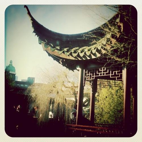 Pagoda and Dome