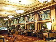Lobby, Hotel Edison