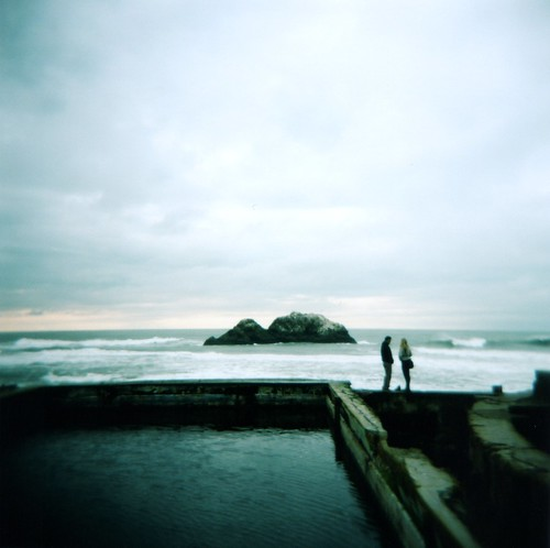 the Ocean & Sutro Baths