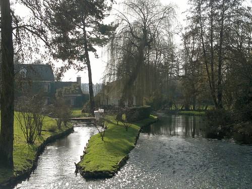 Voyage au pays d'Avre 1 la rivière par Agayfriday sous licence cc