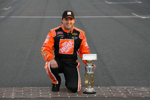 2007 Brickyard 400 Winner Tony Stewart