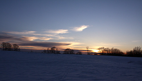 Laudholm Sunset