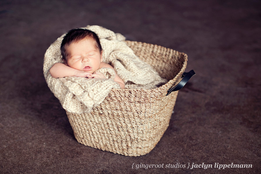 Wichita newborn photography