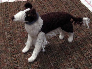 Border Collie Knitting Pattern : Ravelry: Knit Your Own Dog: Easy-to-Follow Patterns for 25 Pedigree Pooches -...