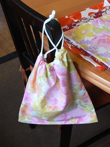 Jenny: Drawstring Bags for Konbit Sante