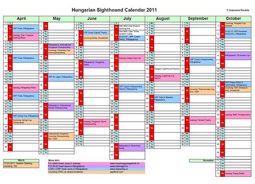 Hungarian-Sighthound-Calendar-2011