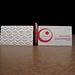Hot Pink Letterpress Business Cards