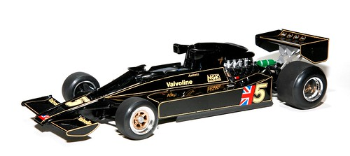 Tamiya Lotus Gold Leaf 70