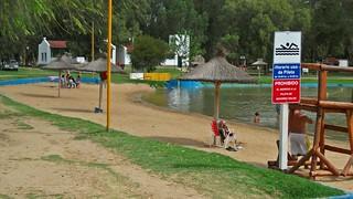 Playa camping municipal baradero