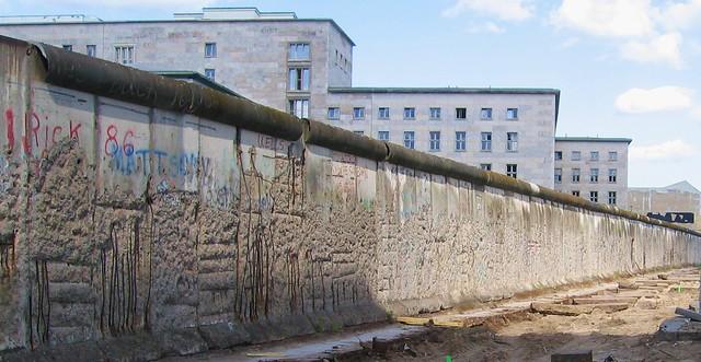 Berlijnse mur