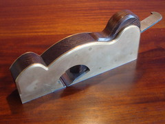 Large shoulder plane (Justin Barrie Kelly) Tags: from english plane woodwork stuffed iron hand steel craft tools sole brass casting woodworking wenge infil sweated smoothingplane finewoodwork shoulderplane finetools snecked justinbkelly