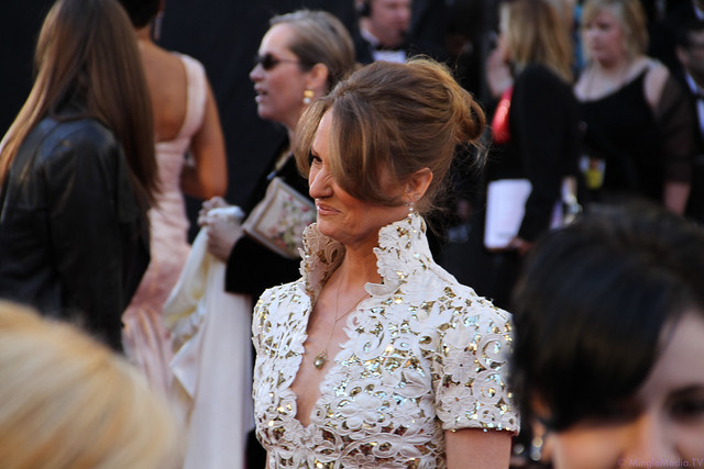 Melissa Leo at the 83rd Academy Awards Red Carpet IMG_0891 by MingleMediaTVNetwork