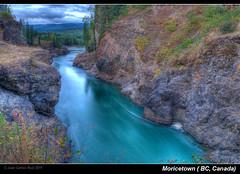 Moricetown (BC, Canada) (Juan C Ruiz) Tags: canada water rio america river agua north columbia british moricetown bulkley flickraward