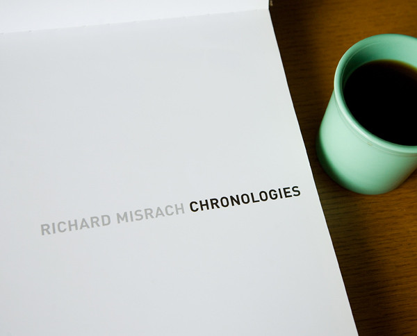 Richard Misrach - Chronologies