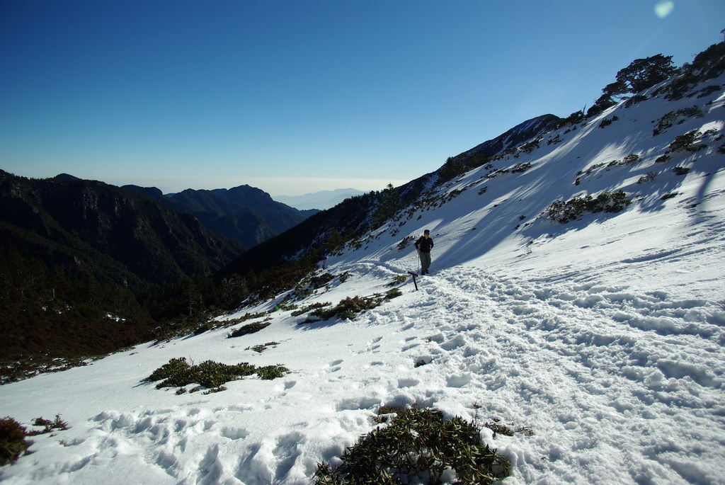 2011雪山黑森林賞雪