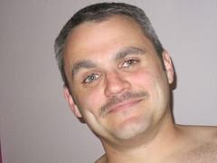 Creepy Moustache Guy
