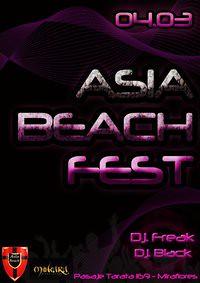 Asia Beach Fest - Mokara Disco Lounge