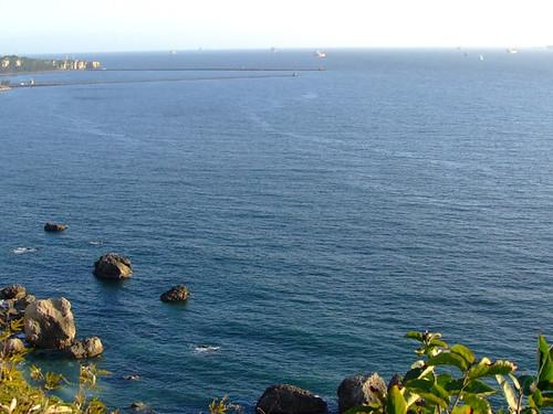 柴山西海岸保有原始海岸線,以及豐富的軟硬底質生物生態系統。圖片來自: 柴山會部落格。