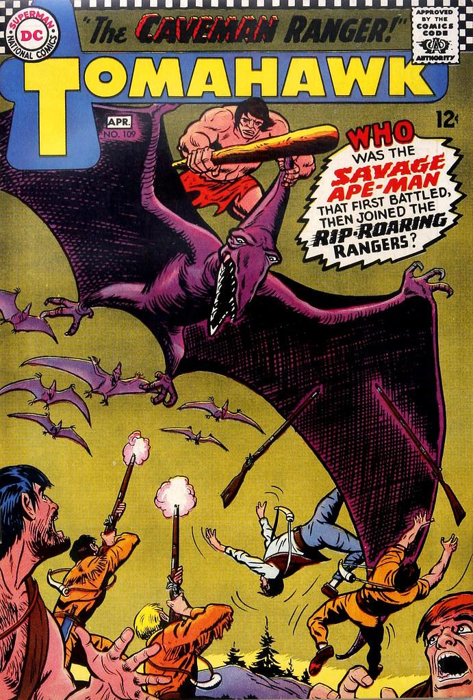 Tomahawk #109 (DC, 1967)