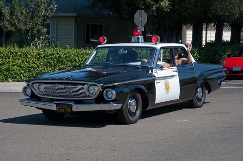 Tulare 1962 Dodge Dart 330 Code 3 Parade A Photo On Flickriver