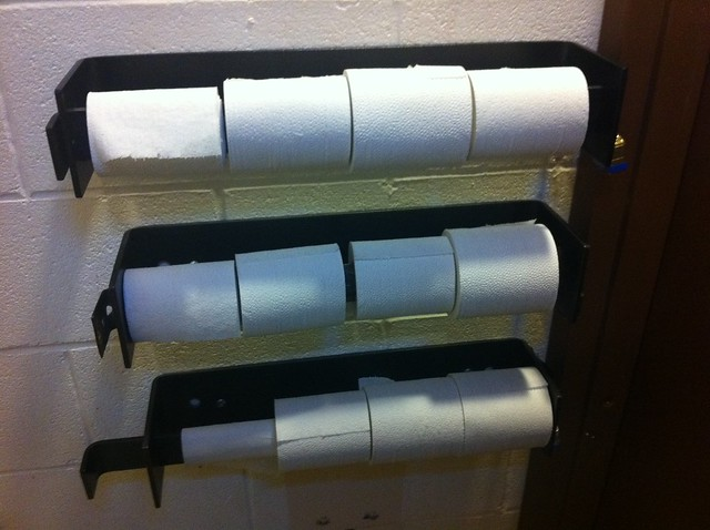 Got toilet paper?