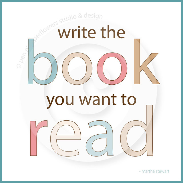 writethebookyouwantoread