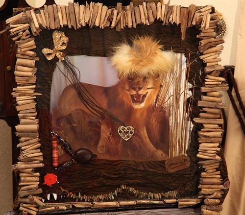 titolo leon procedente da Zimbawe 160x55 smal
