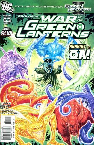 Green Lantern 63