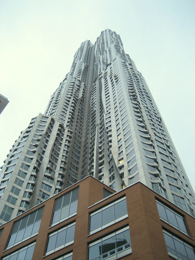 8 Spruce Street - New York by Gehry / Beekman Tower