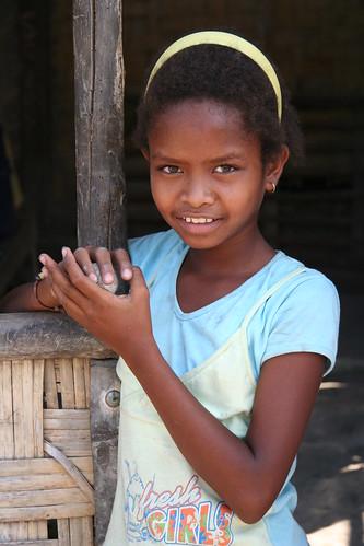 Philippine 12 Year Old Girl