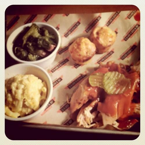 BBQ in Charleston