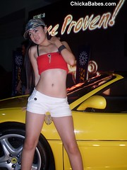 Akina on Ferrari (ChickaBabes.com) Tags: ferrari supercar hotlegs yellowferrari hotcar akina importmodels sexyshorts asianbeauty japanesebabe sexyjapanese ferrarigirl sexypinay chickababes hotasianbabe ferraribabe