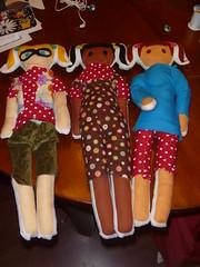 Modkid Dolls