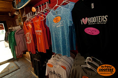 We love Hooters too! (originalhooters) Tags: tampa florida hooters tshirt merchandise fl clearwater hootersgirls originalhooters meetahootersgirl