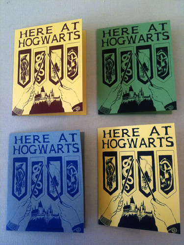 Here at Hogwarts Covers!