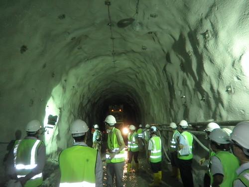 Drill & blast tunnel
