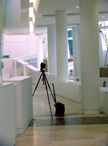 Cidade da Cultura, por Ramón Neira
