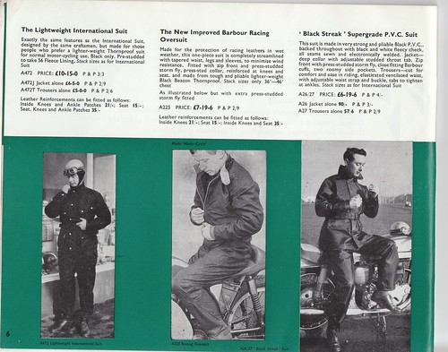 Barbour 1964 Catalogue 5