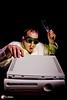 Evil Xbox (13-Design) Tags: france canon eos xbox 360 vert blouse bones horror lunettes reparation 40d endessous 13designnet