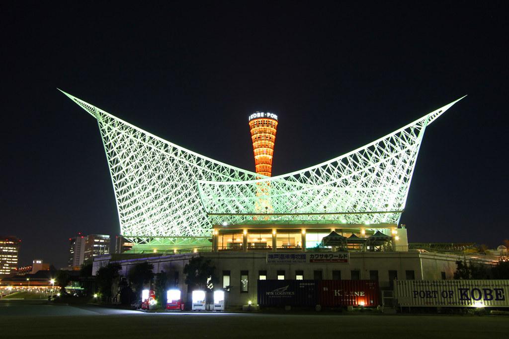 Kobe Night View Photo (1)