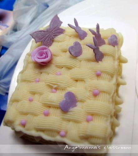 天使媽媽蛋糕皂教學台中 0011