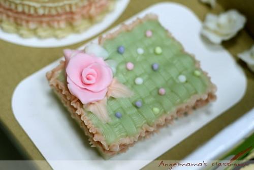 天使媽媽蛋糕皂教學台中 0028