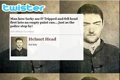 Twister Tweets (Big Sumo) Tags: history nedkelly twister tweet juliusceasar twitter