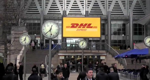 DHL Canary Wharf 8