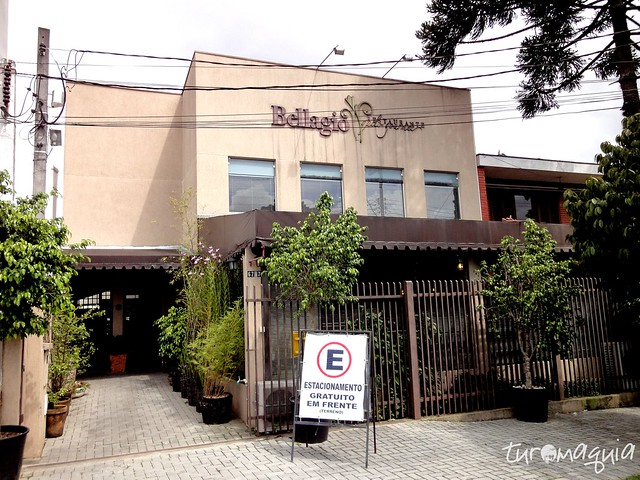 Restaurante Bellagio - Curitiba