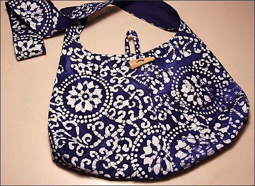 Pattern For Cloth Shoulder Bag 118