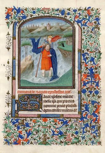 019-Libro de Horas- Flandes o Norte de Francia mediados siglo XV- HM 1125 Huntington Library