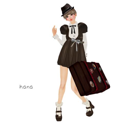 *Brown Sugar Dress* by Crissy Designs