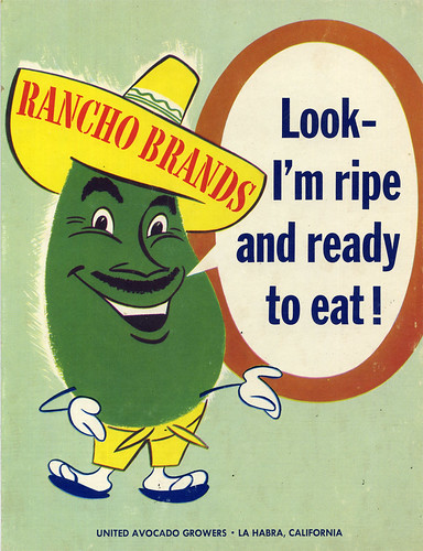 Rancho Brands Avocados sign