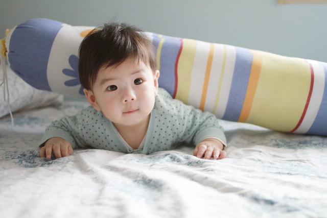 Baby Marcus 6 Months